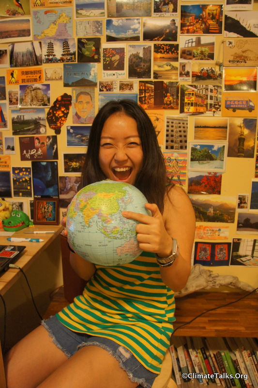Climate Talks goes to Taipei - Taiwan
