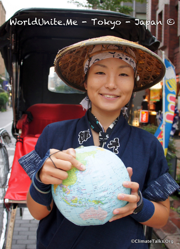 Climate Talks goes to Tokyo - Japan