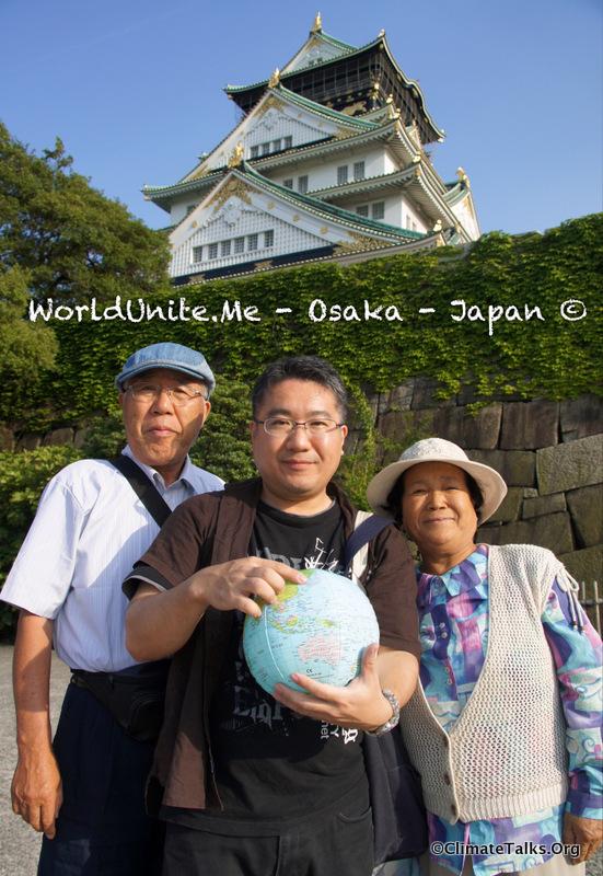 Climate Talks goes to Osaka - Japan