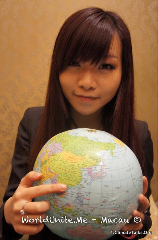 Climate Talks goes to Macau