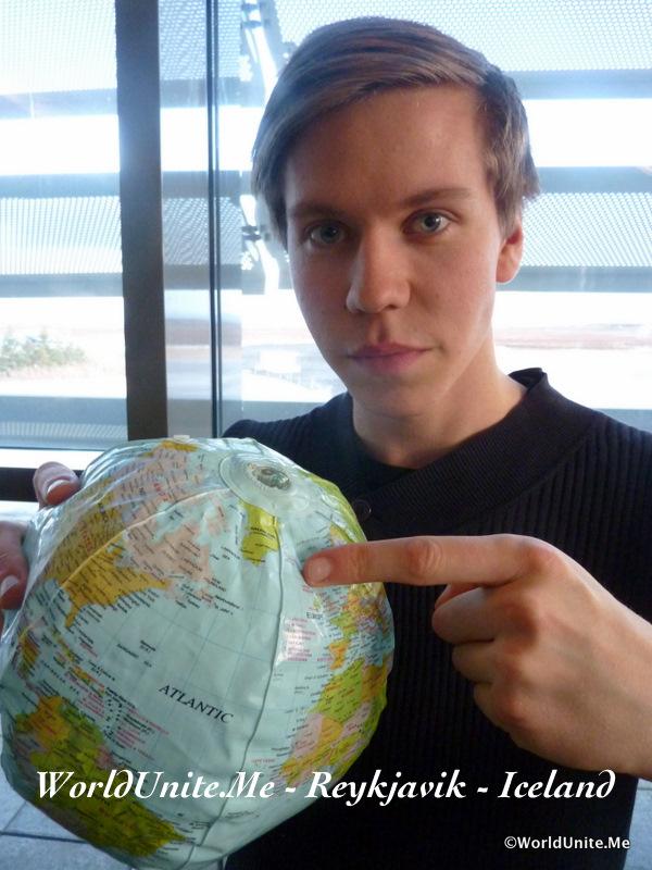 Iceland - Reykjavik - WorldUnite.Me - 15:11:2010 - 2b