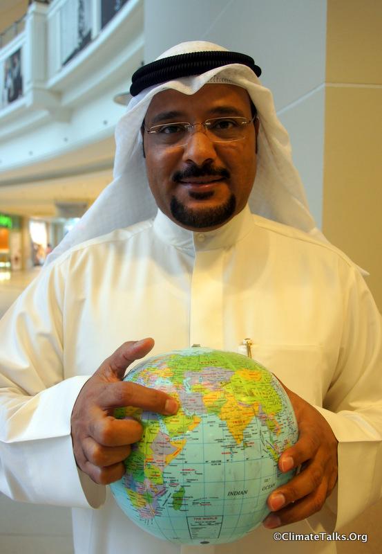 Climate Talks goes to Kuwait City - Kuwait