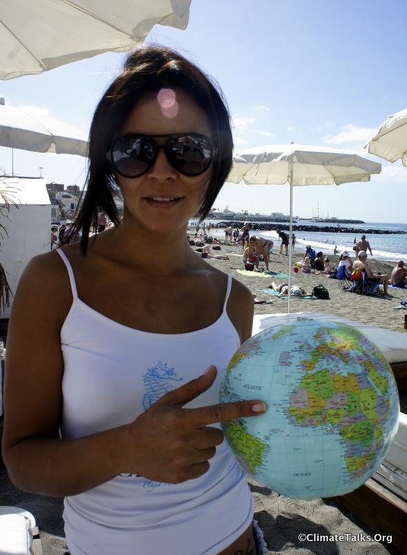 Climate Talks goes to Costa Adeje - Tenerife