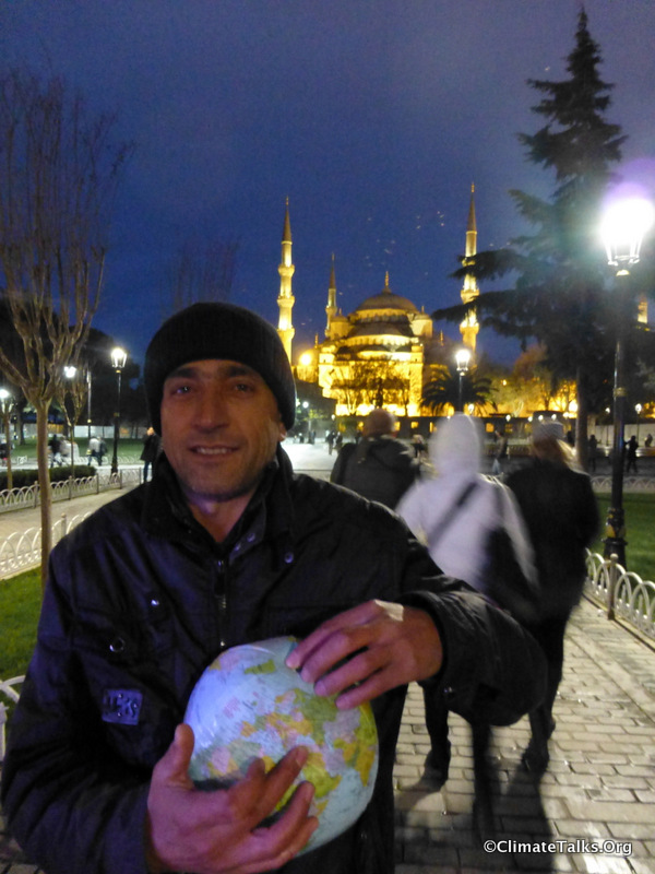 Climate Talks goes to Istanbul - Turkey