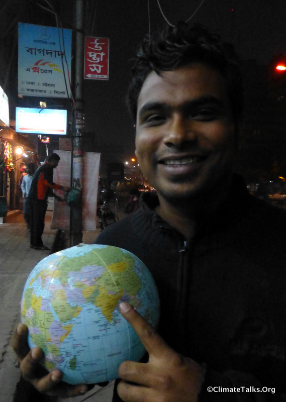 Climate Talks goes to Dhaka - Bangladesh