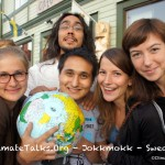 Climate Talks goes to Jokkmokk - Sweden