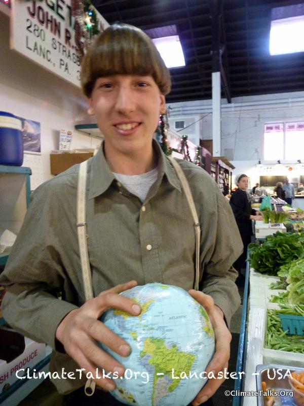Climate Talks goes to Lancaster - Pensylvania - USA