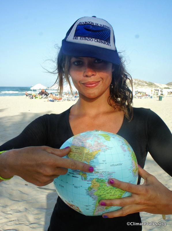 Climate Talks goes to Isla Margarita - Venezuela