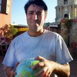 Climate Talks goes to Andreas Rhodes - Greece