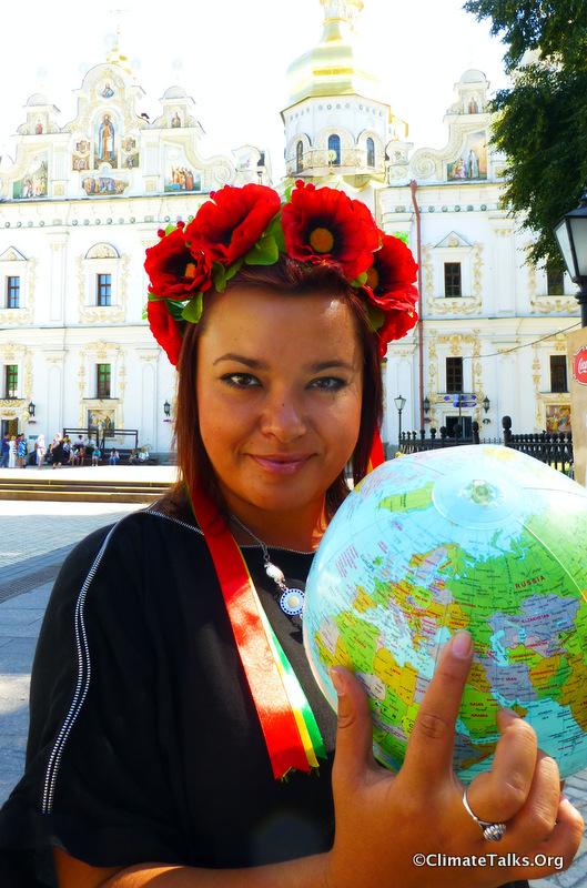 Climate Talks goes to Kiev - Ukraine