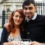 ClimateTalks goes to Belfast - Northern Ireland Thank you Rose & Omar:0)