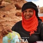 ClimateTalks.org goes to Petra - Jordan