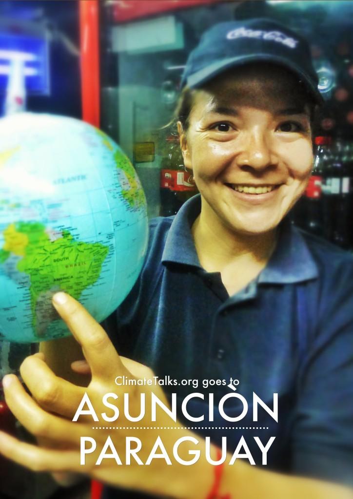ClimateTalks.org goes to Asunción - Paraguay