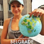 ClimateTalks.org goes to Belgrade - Serbia. Here a had a perfect conversation with Nevena Spasic. She told me about her unique experience of what the climate was like in her country. Thank you so much Nevena for taking the time to tell your story. And thank you for all your advise and help:) Hope to see you next time I'm in Belgrade. Louis